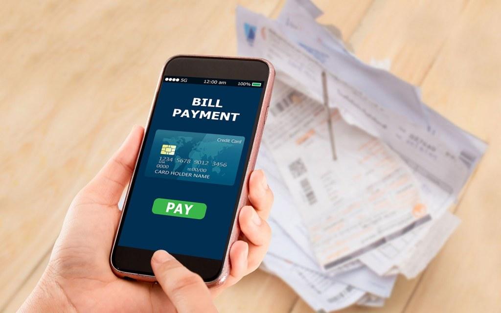 pay your gas bills online through internet banking