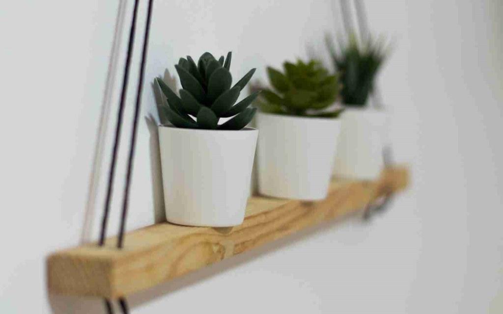 artificial plants for home décor