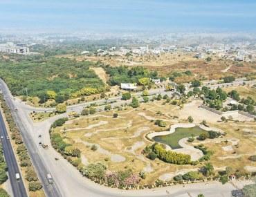 overseas plots in DHA Islamabad phase 5