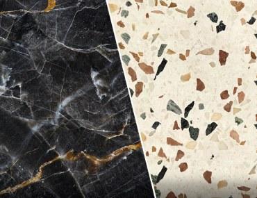 marble vs terrazzo flooring