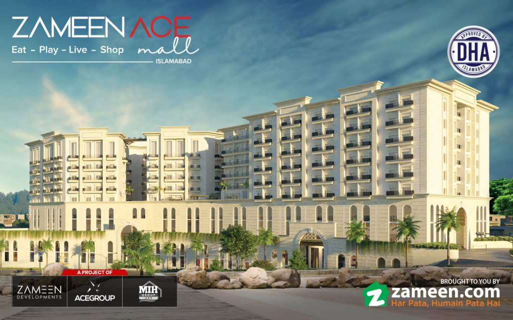 investment prospects of Zameen Ace Mall