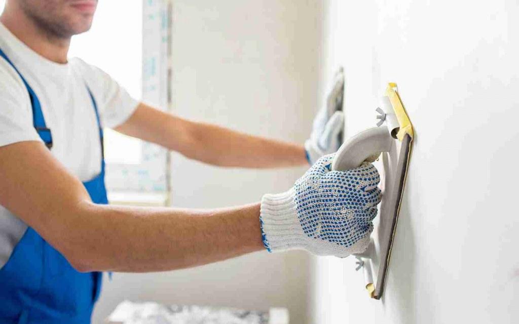 Use a primer to prepare the walls