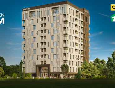 why is zameen aurum one of the best luxury apartment projects in lahore