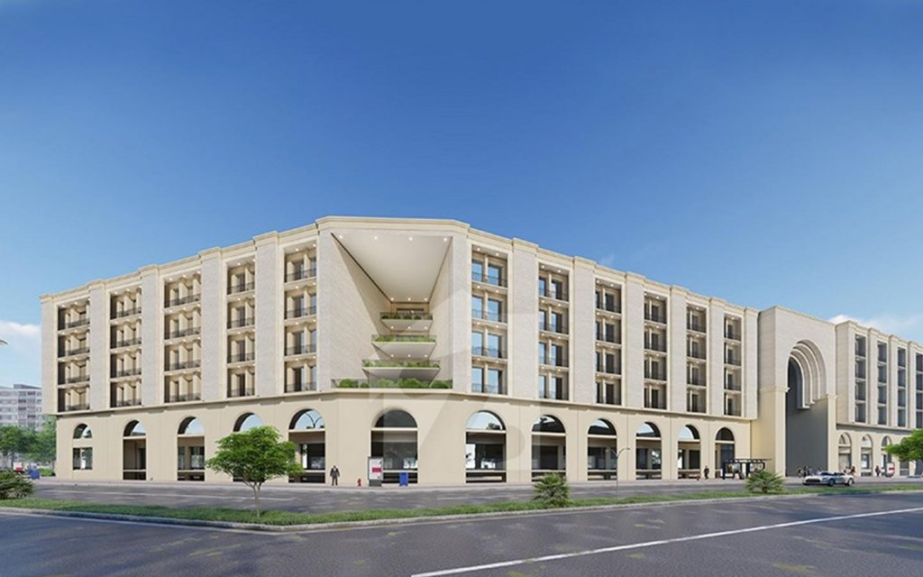 investing in commercial properties Business Hub DHA Multan