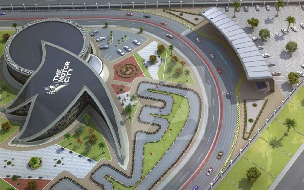 investing in commercial properties Motor City Karachi