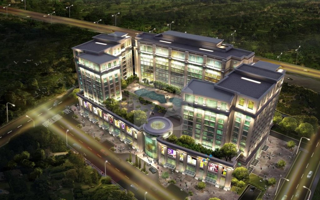 investing in commercial properties Pace Circle Lahore