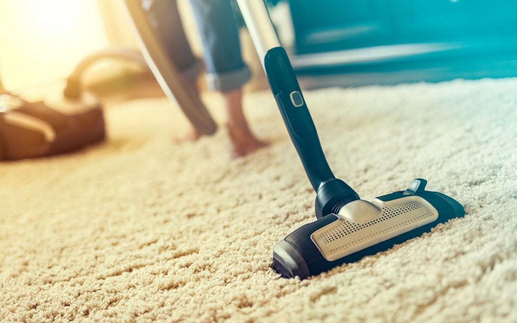 vacuum cleaner's bags should be cleaned