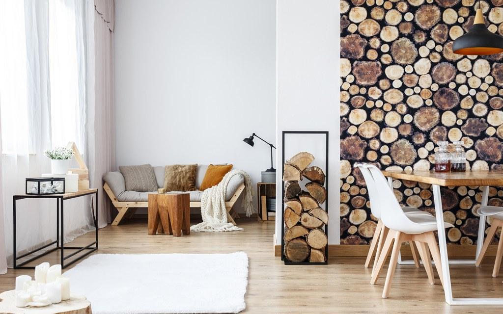 wood in outdoor living