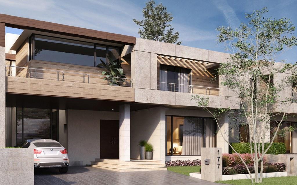 buy property in Defence Raya Golf View Villas