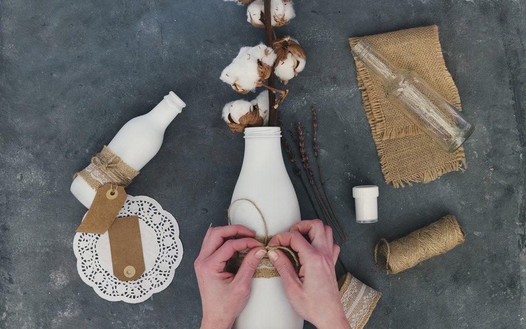 DIY arts and craft trend