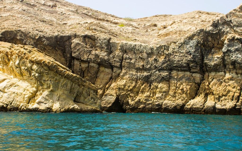 Astola Island in Balochistan