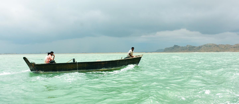 Astola Island Boating