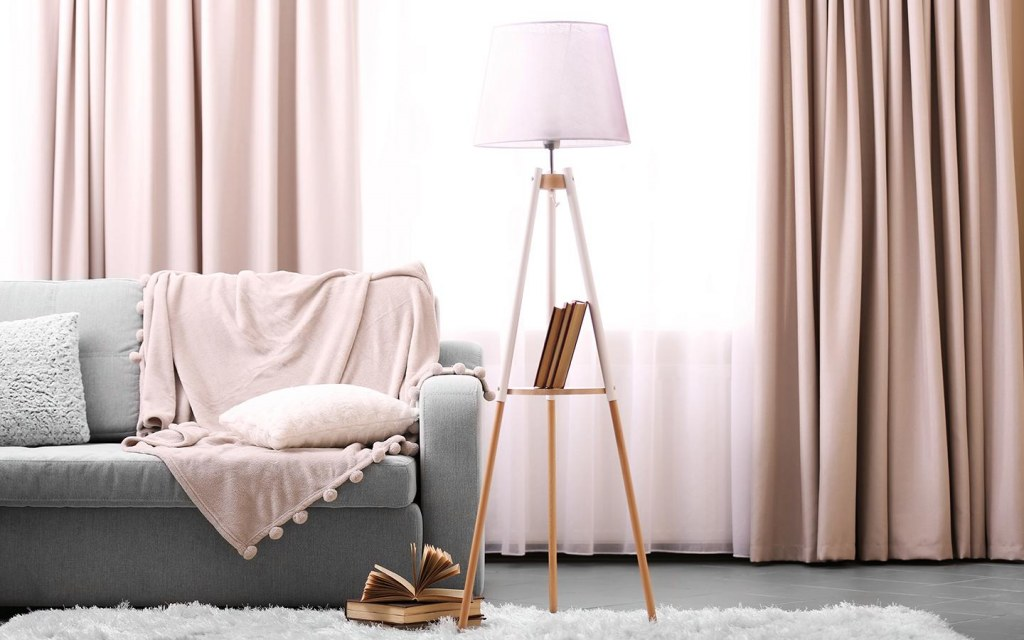types of curtain styles