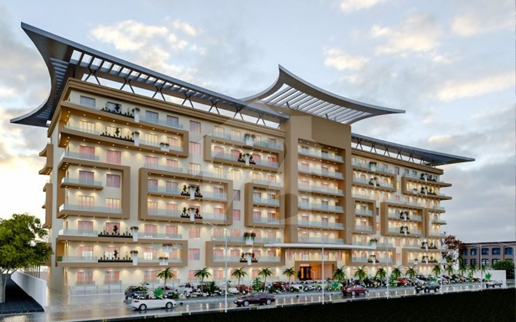 Icon Residencia brings you  a contemporary lifestyle