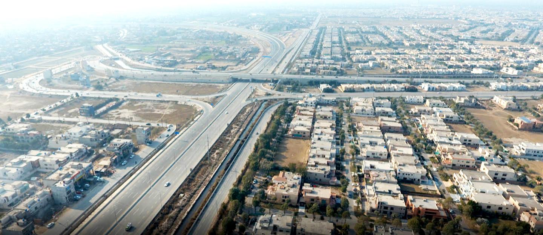 Lahore's Raiwind Road