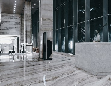 applications of marble in construction
