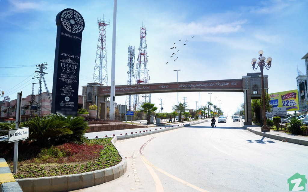 buy property in Bahria Town Islamabad