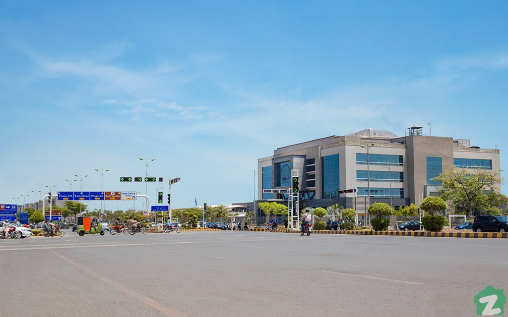more about buying corporate space in DHA Lahore