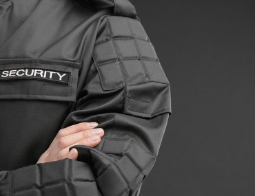 security guards can be hired from security agencies