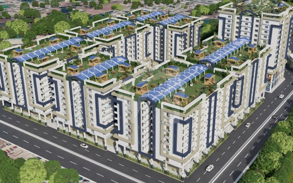 Al Hayat Residencia offers you multiple commercial and residential investment options