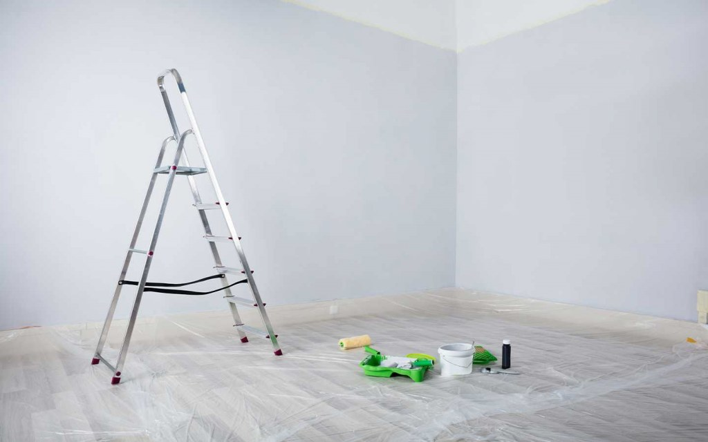 Checklist of tools to paint effectively
