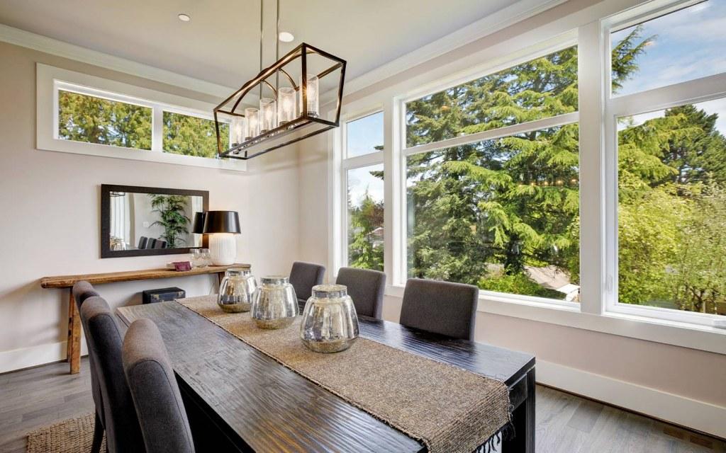 Keep your decor simple