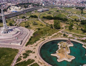 Lahore's real estate market