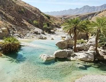 charo machi waterfall khuzdar balochistan