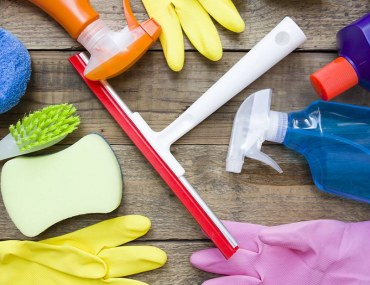 There are plenty of spots that you can easily miss or fail to notice while cleaning up the spaces