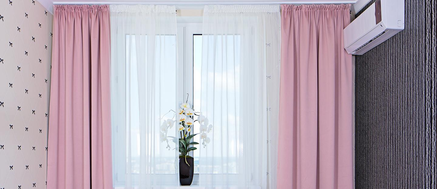 types of curtains for your home