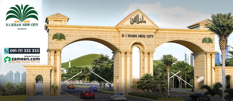 D.I Khan New City