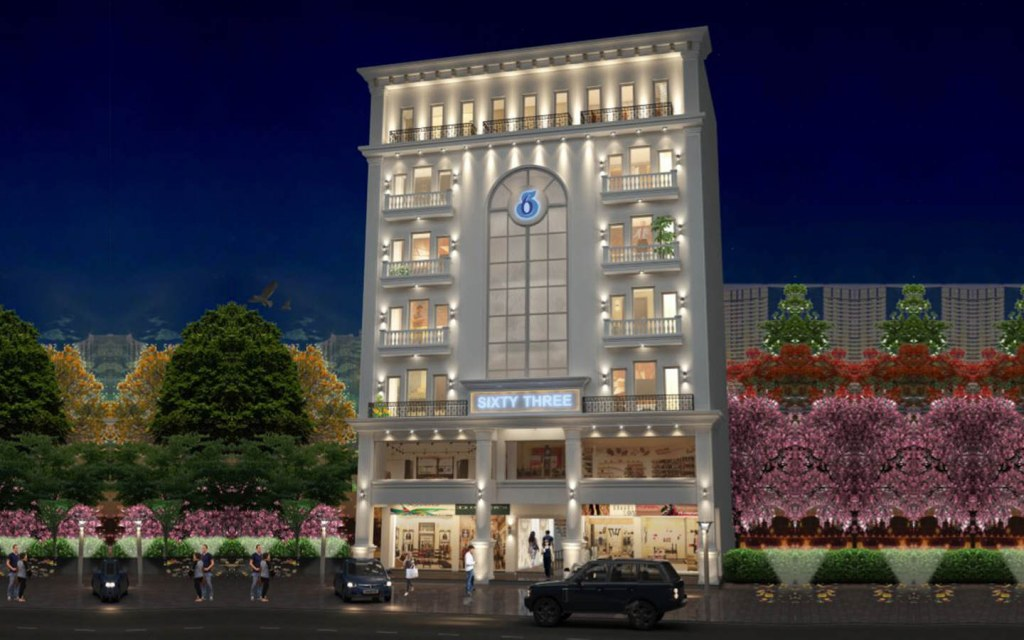 buy property in Sixty Three Dream Gardens Lahore