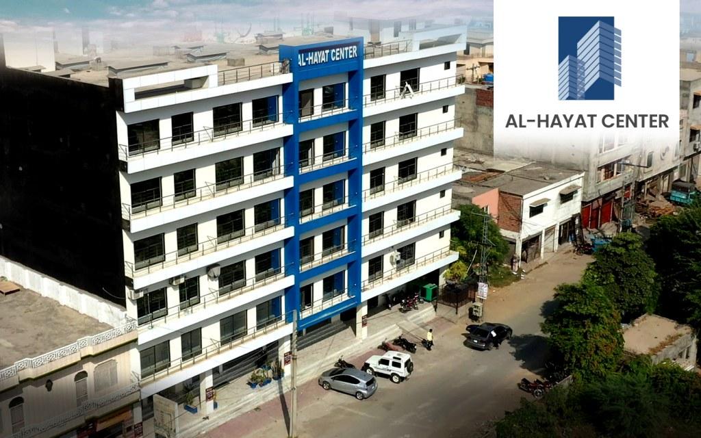 More About Al Hayat Center