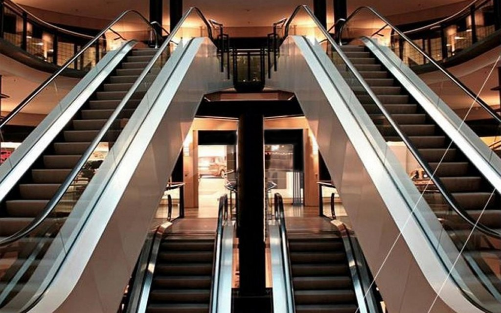 facilities for businesses in Mall of Gujranwala