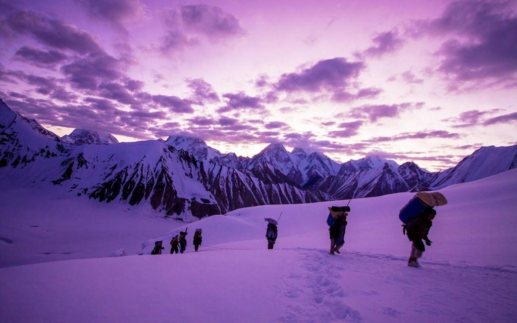 best weather to climb K2