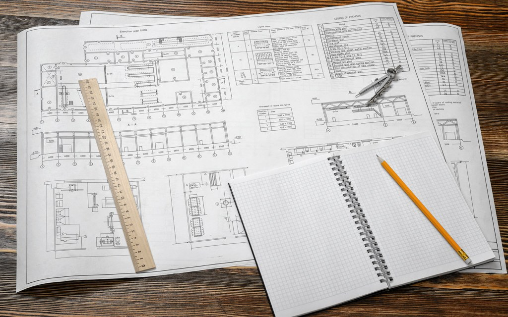 The Stage of Creation of Architectural Concepts and Design Comes Next