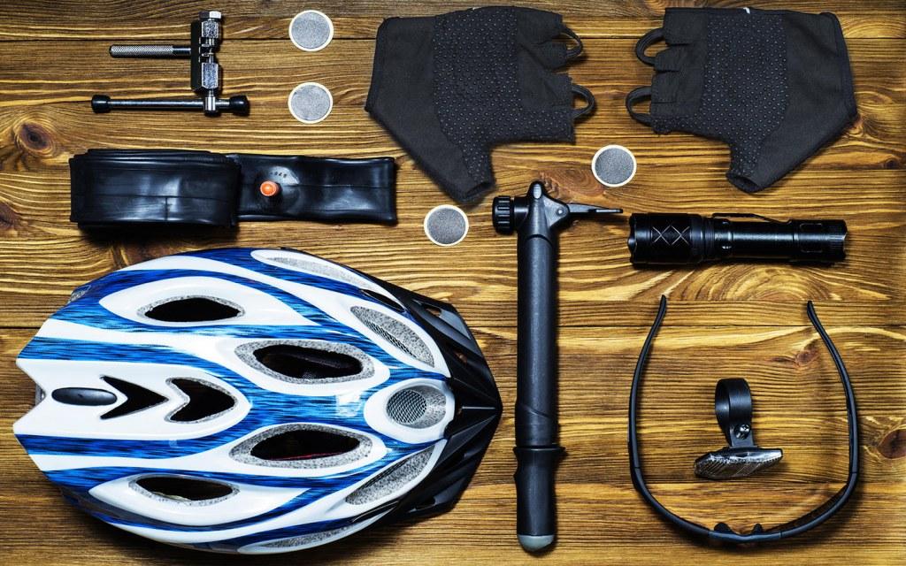 essential cycling gear
