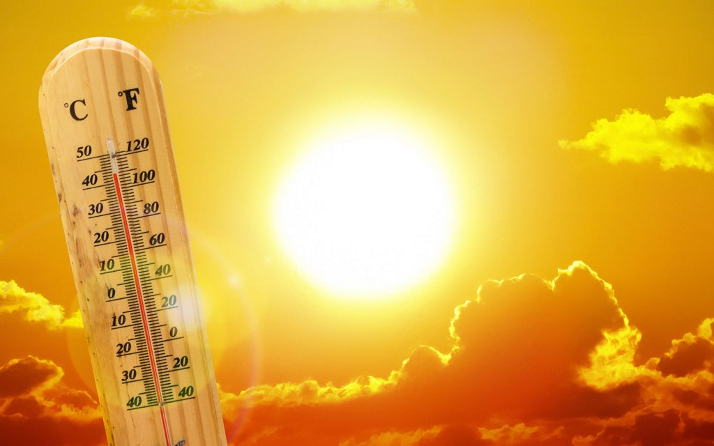 heatwave because of climate change