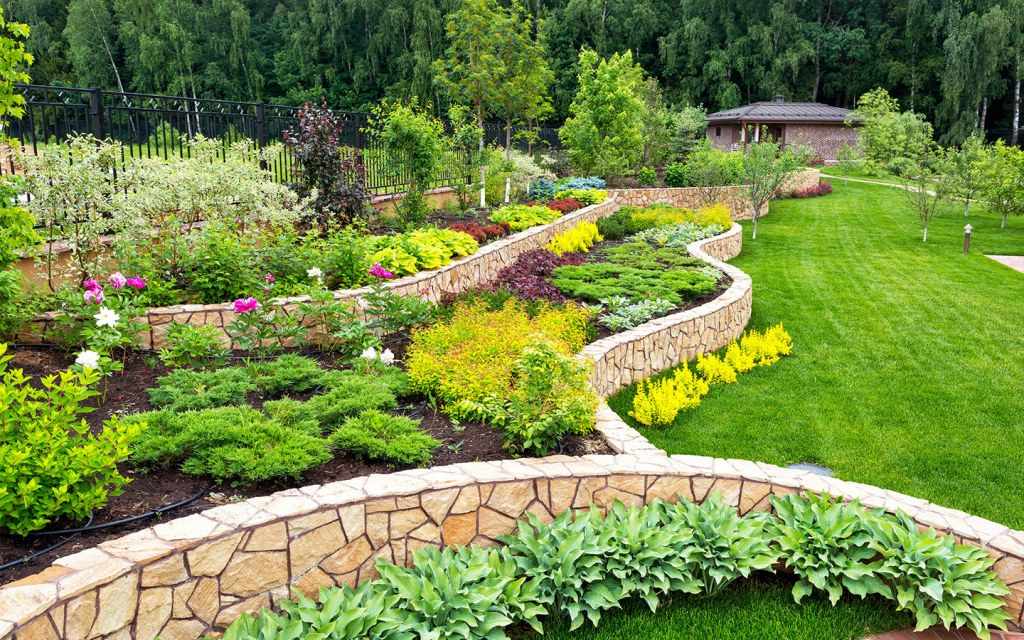 Invest in landscaping to sell your home at highest pric