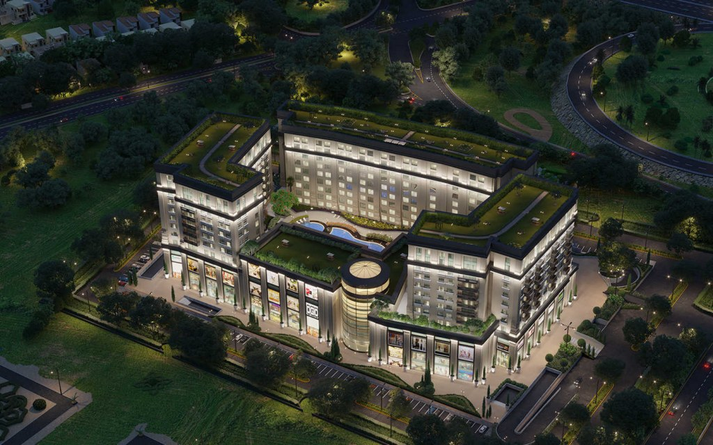 reasons to buy shops and apartments in Pace Circle Lahore
