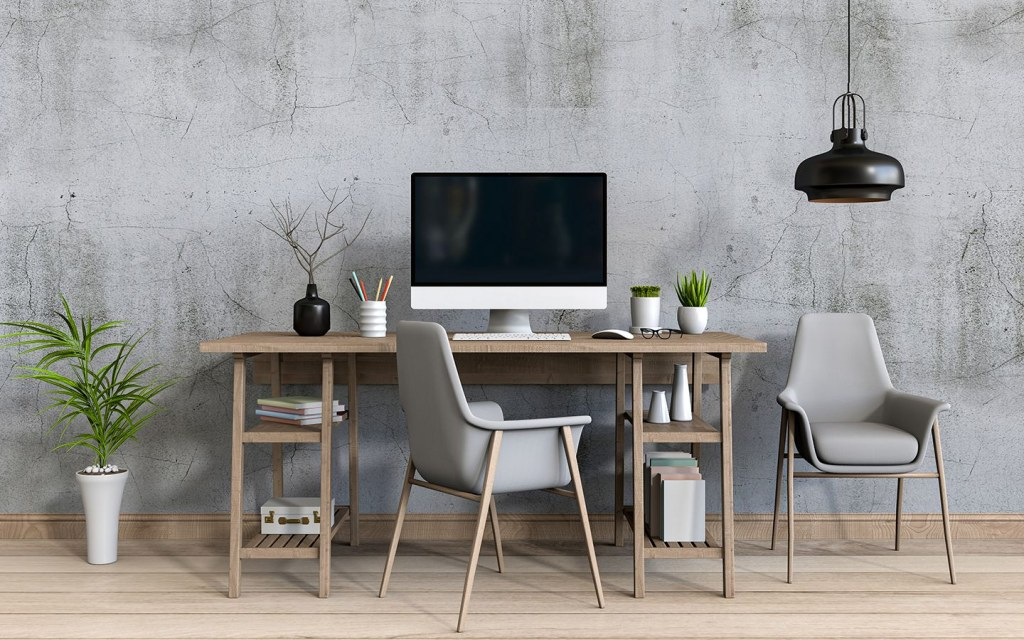 Add a home office in 2021