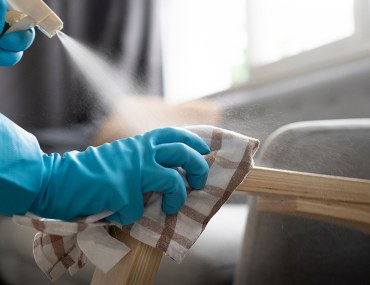 Tips to Clean Your House After a Sickness