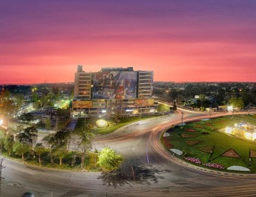 mixed-use developments in Lahore