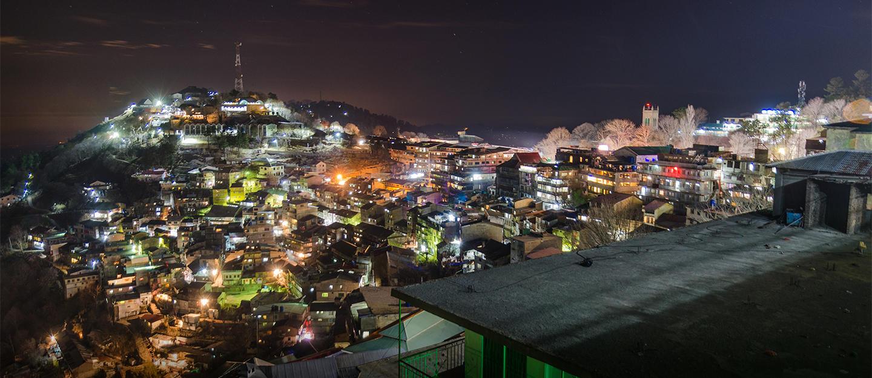 three day snow festival in galiyat starting today