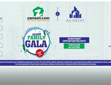 Al-Hayat Residencia Family Gala