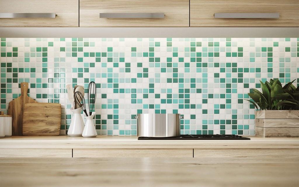 tiled backsplash in kitchens