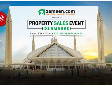 Property sales event in Islamabad