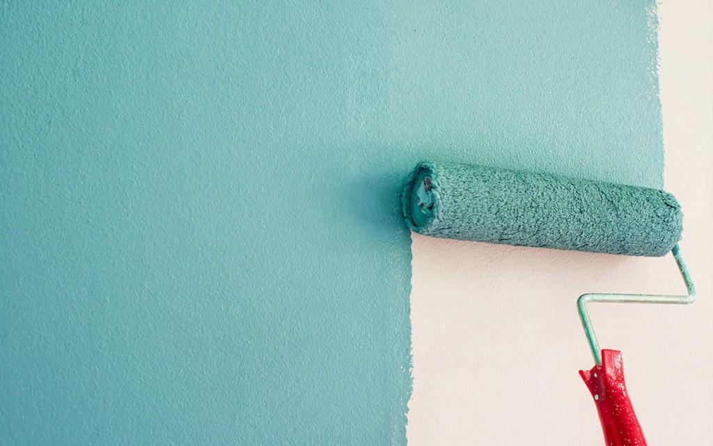 paint your kitchen walls
