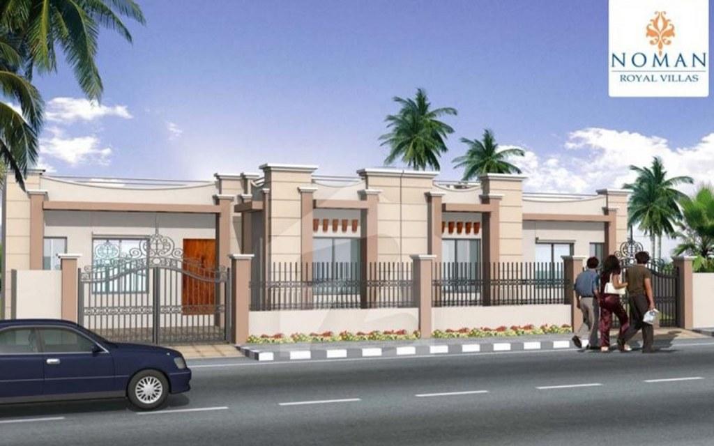 Nomal Royal Villas offer houses on easy instalments in Karachi