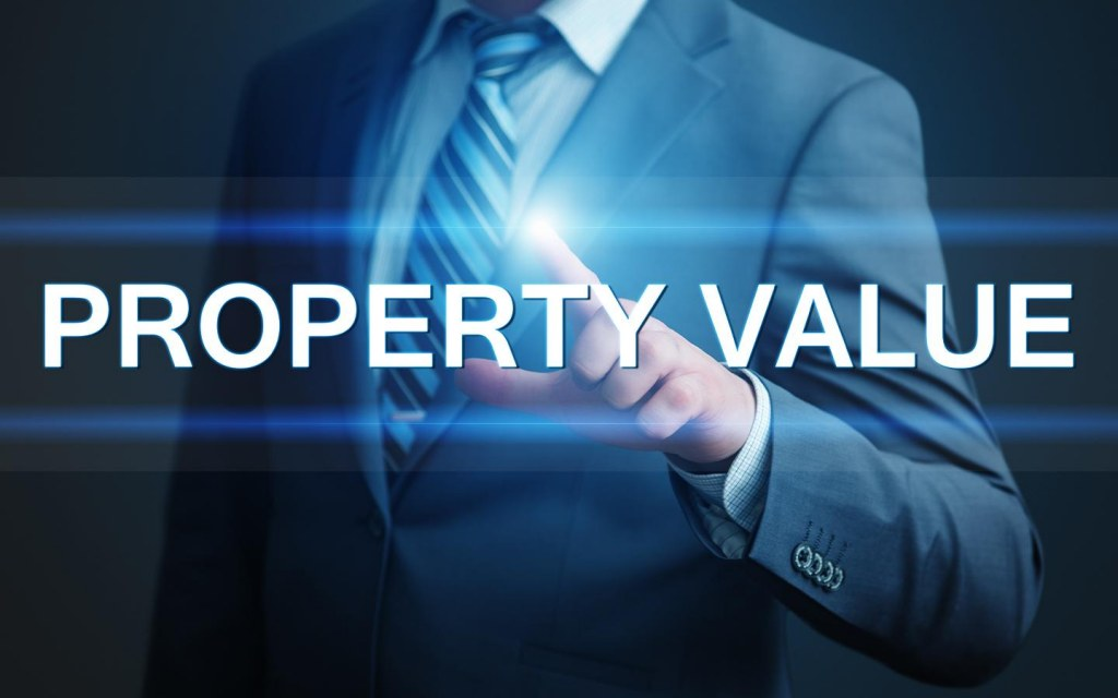 setting the price of property